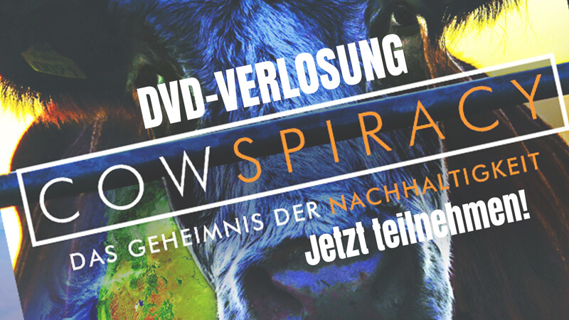 Verlosung Cowspiracy DVD