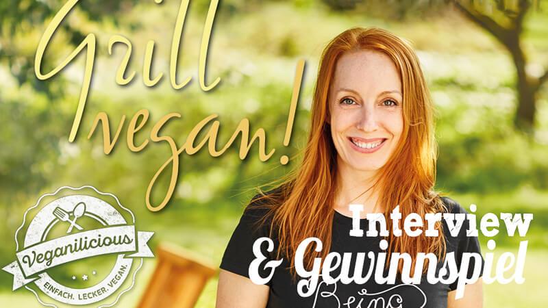 Grill vegan Titel