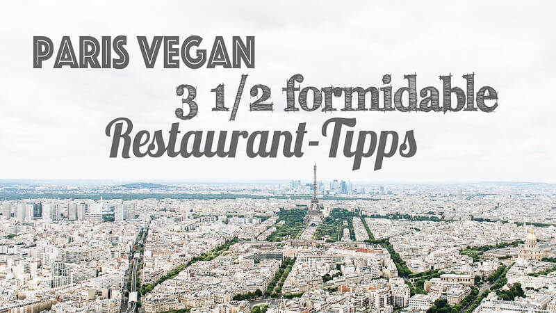 Paris vegan