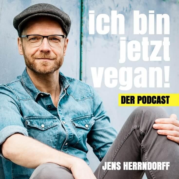 ich bin jetzt vegan podcast cover