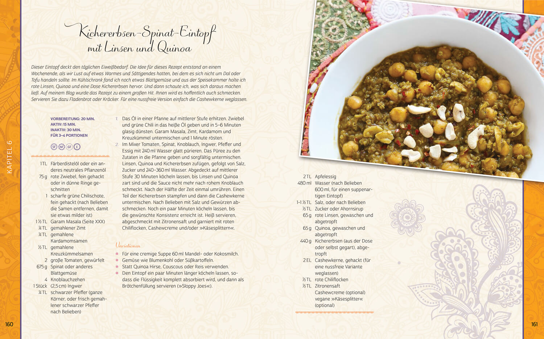 Neue vegane Kochbücher für Familien und Fans der indischen Küche