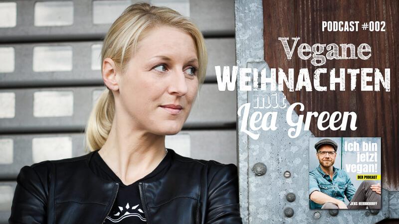 Lea Green vegane Weihnachten Titelbild