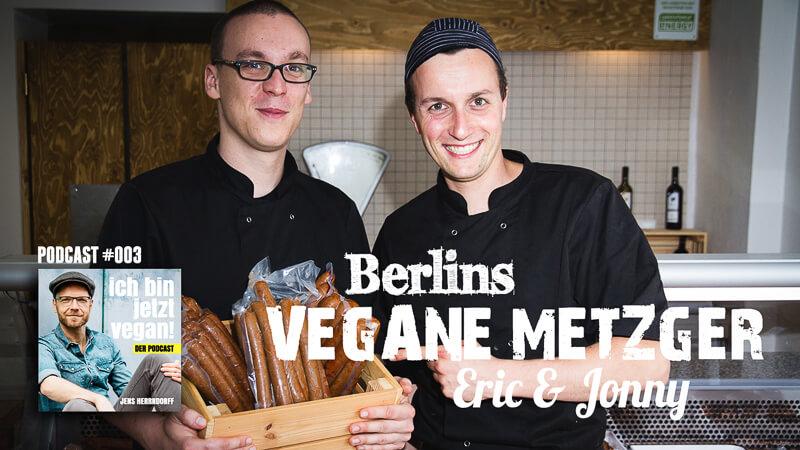 vegane Metzger Titelbild