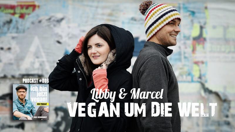 Libby und Marcel Podcast Titelbild