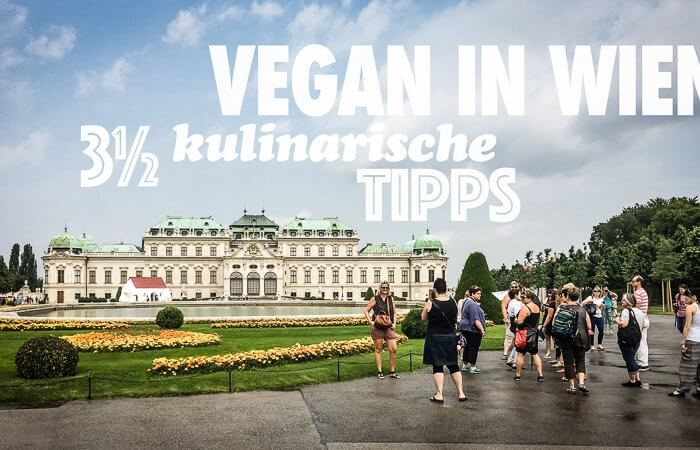 Vegan in Wien Titelbild
