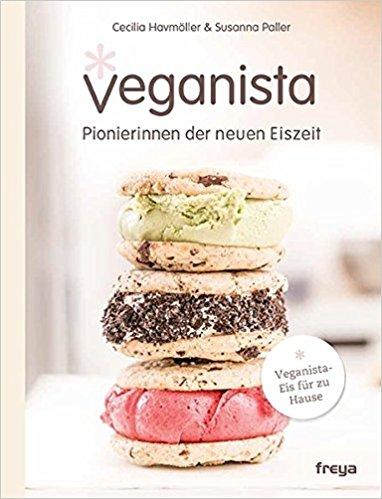Veganista Buch