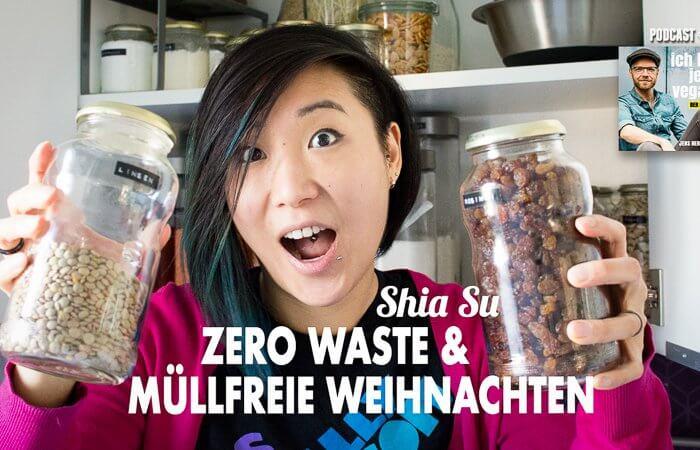 Podcast Shia Su Weihnachten Titelbild