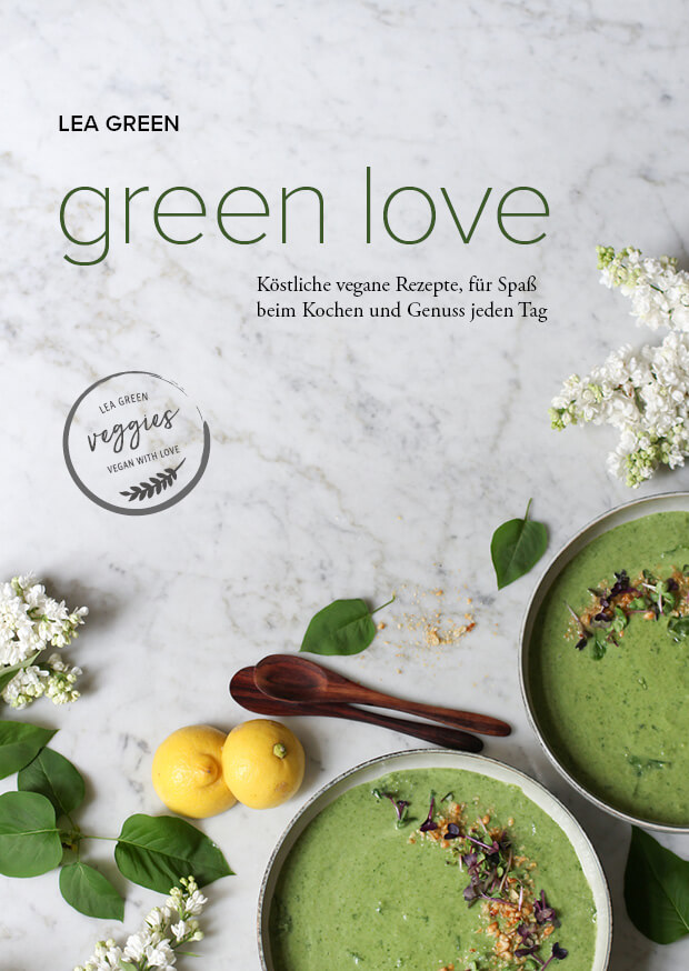 Green Love Cover
