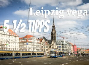 Leipzig vegan Titelbild