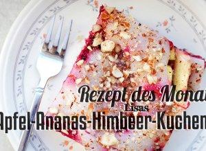 Rezept des Monats Lisas Obstkuchen Titelbild