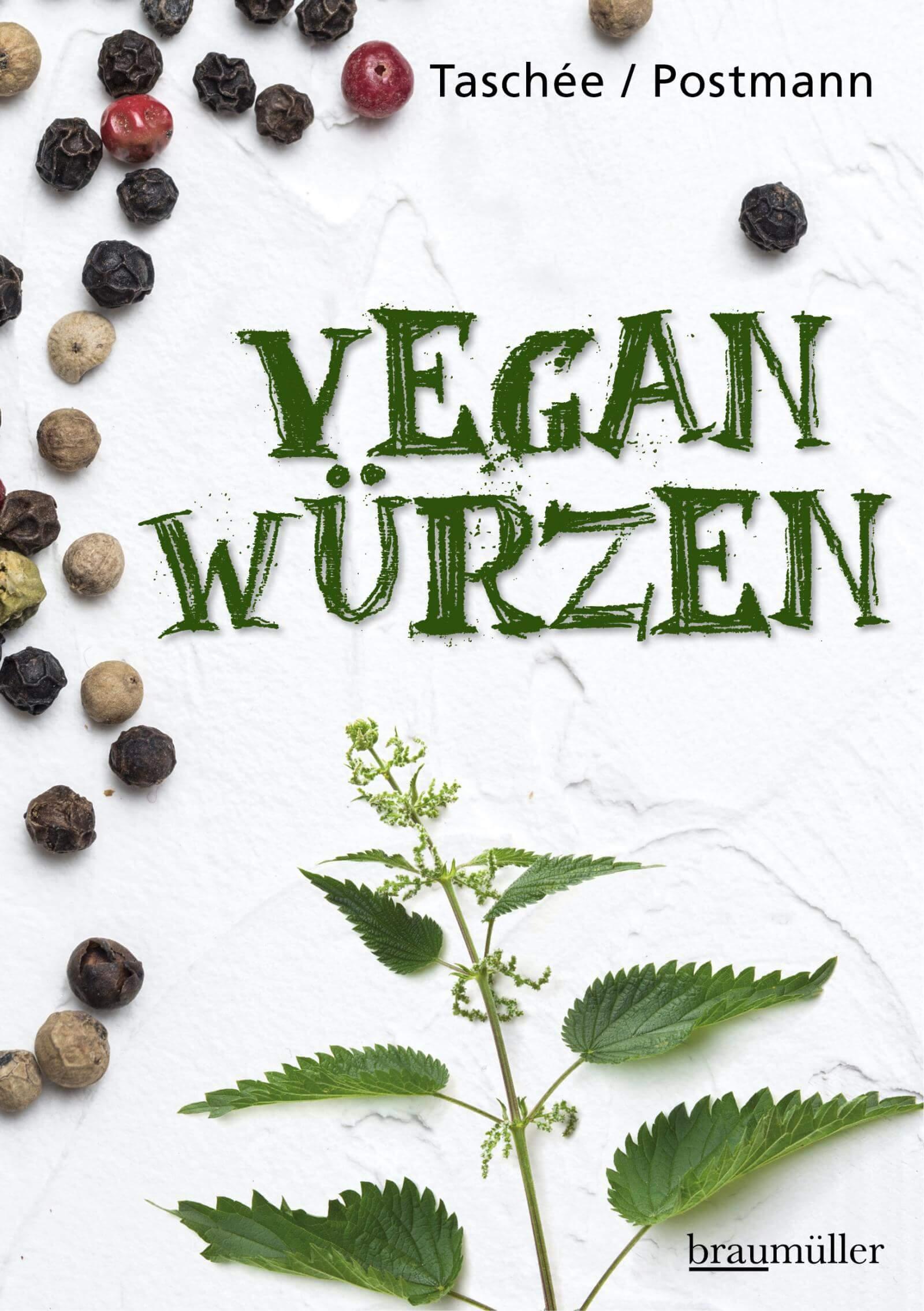 Vegan würzen Cover