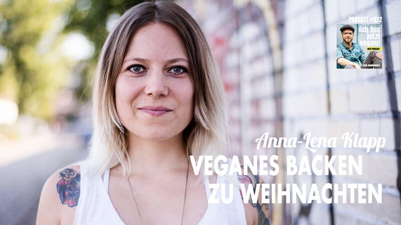 Anna-Lena Klapp Veganes Backen Weihnachten