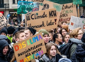 Fridays for future Titelbild