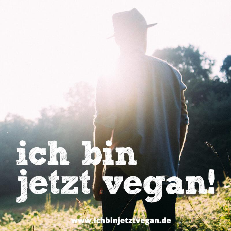 Ich bin jetzt vegan! Boy