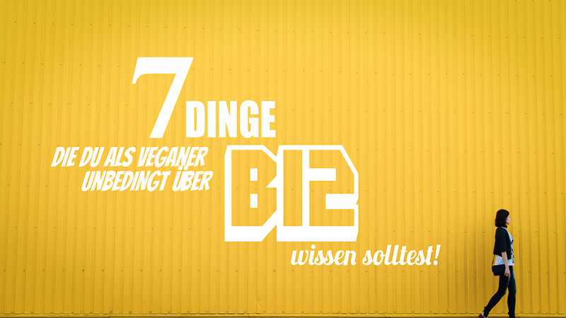 Titelbild B12 vegan