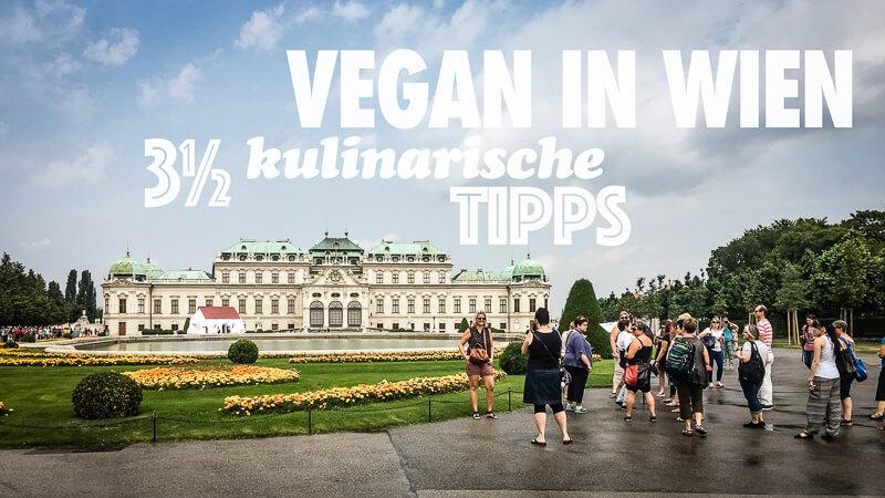 Vegan in Wien Titelbild