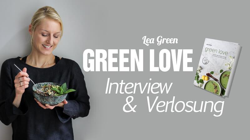 Lea Green Green love Titelbild