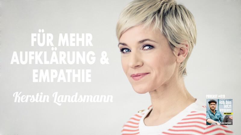 Podcast Kerstin Landsmann Titelbild