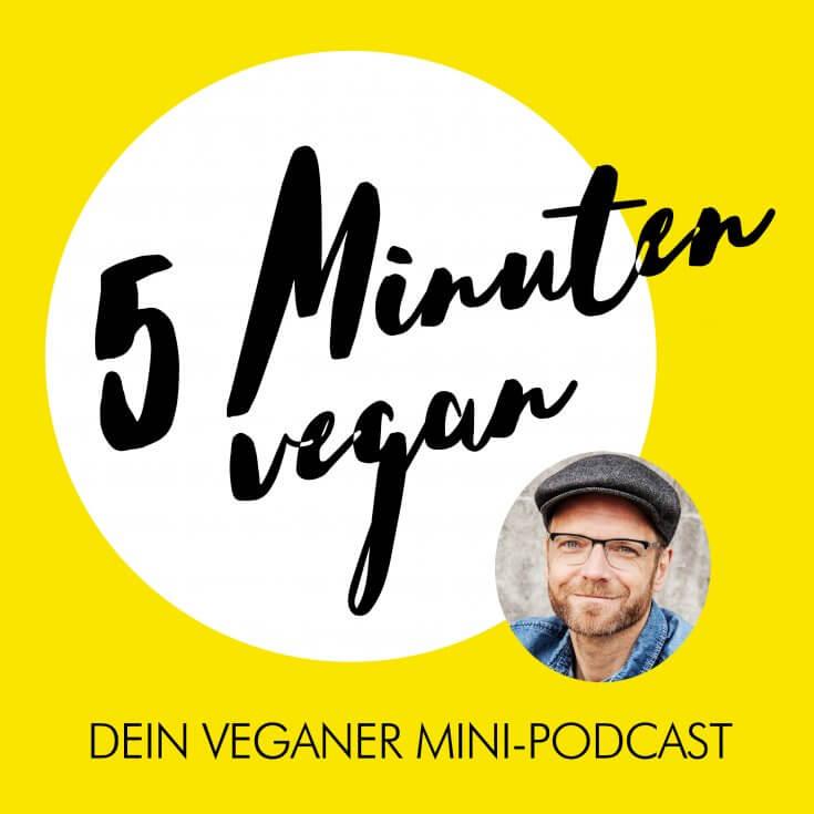 5 Minuten vegan Cover
