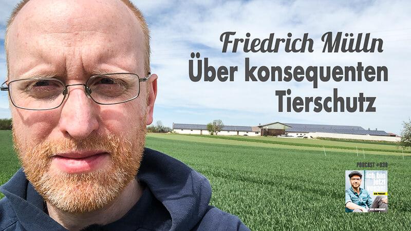 Friedrich Mülln Titelbild